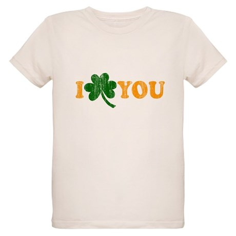 I Shamrock You Organic Kids T-Shirt