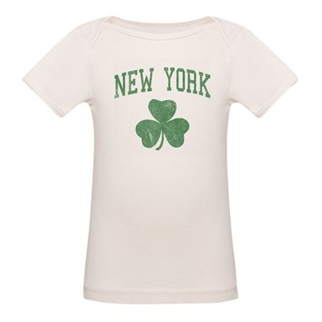 New York Irish Organic Baby T-Shirt