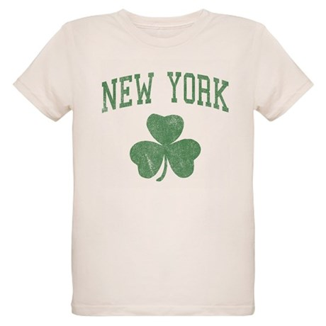 New York Irish Organic Kids T-Shirt