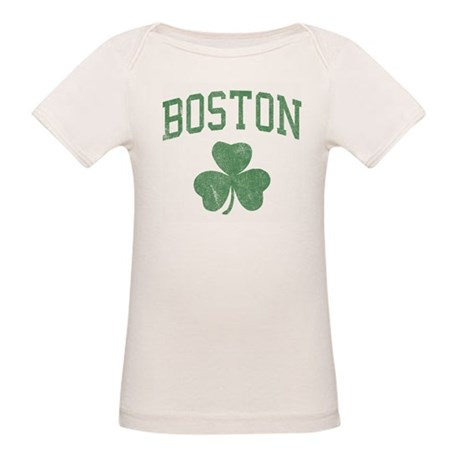 Boston Irish Organic Baby T-Shirt