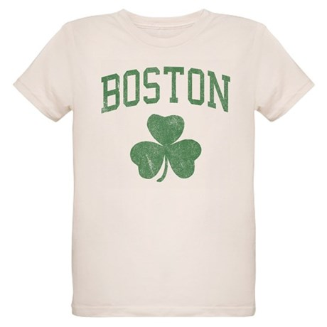 Boston Irish Organic Kids T-Shirt