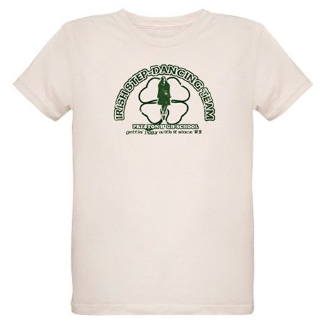 P.H.S. Irish Step-Dancing Organic Kids T-Shirt