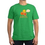 MRSA Men's Fitted T-Shirt (dark)