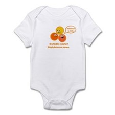 MRSA Infant Bodysuit
