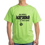 What Happens at Karaoke T-Shirt