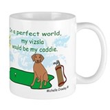 vizsla Small Mug
