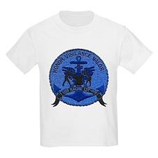 USS RACINE Kids T-Shirt