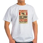Auto Races Light T-Shirt