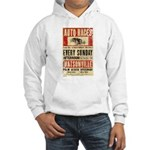 Auto Races Hooded Sweatshirt