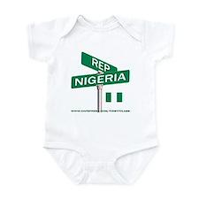 REP NIGERIA Infant Bodysuit