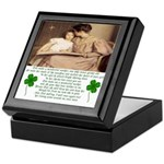Tribute to Mother Keepsake Box