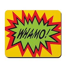 Whamo! Mousepad