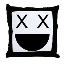 The Inebriated Throw Pillow