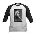 Music, Genius and Mozart Kids Baseball Jersey