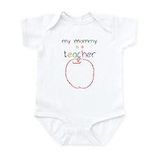 My Mommy-Teacher Infant Bodysuit
