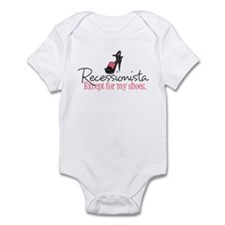 Cute Fashion designer Infant Bodysuit