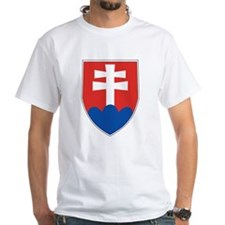 Slovakia Coat Of Arms Shirt
