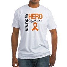 Leukemia Hero Grandma Shirt