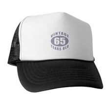 65th Birthday Gifts For Him Trucker Hat