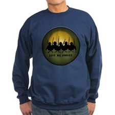 Lest We Forget Sweatshirt Fallen Soldiers