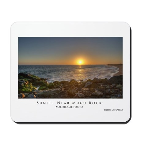 California Coast - PCH Mousepad