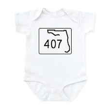 407 Infant Bodysuit