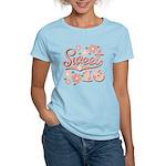 Pretty Pink Sweet 16 Women's Light T-Shirt