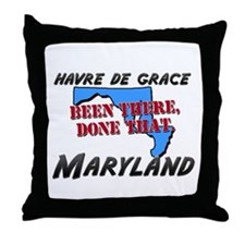 havre de grace maryland - been there, done that Th