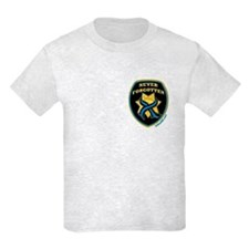Thin Blue Line Never Forgotten T-Shirt