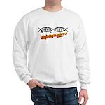 Christian/Darwin Fish Sweatshirt