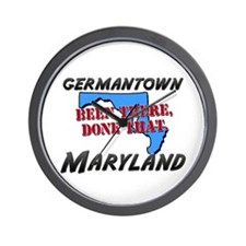 germantown maryland - been there, done that Wall C