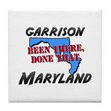 garrison maryland - been there, done that Tile Coa