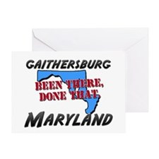gaithersburg maryland - been there, done that Gree