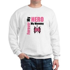 BreastCancerHero Mommy Sweatshirt
