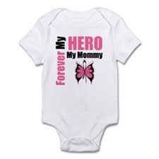 BreastCancerHero Mommy Infant Bodysuit