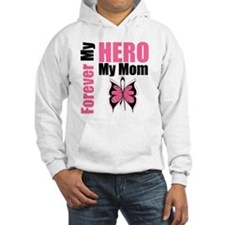 BreastCancerHero Mom Hooded Sweatshirt