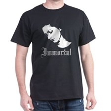IMMORTAL Black T-Shirt
