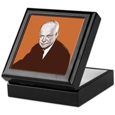 Cool I like ike Keepsake Box