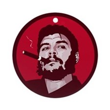 Cute Fidel Ornament (Round)