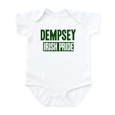 Dempsey irish pride Infant Bodysuit