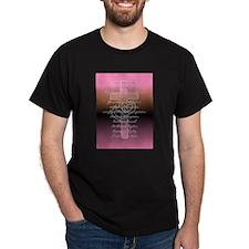 The Lord's Prayer Black T-Shirt