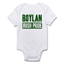 Boylan irish pride Infant Bodysuit