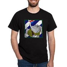 3ID Rocky Bulldog - T-Shirt