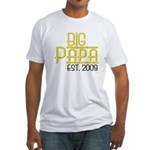 Big Papa Est 2009 Fitted T-Shirt