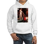 Accolade / Poodle (Silver) Hooded Sweatshirt