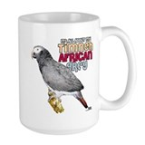 Timneh African Gray Coffee Mug
