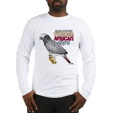 Timneh African Gray Long Sleeve T-Shirt