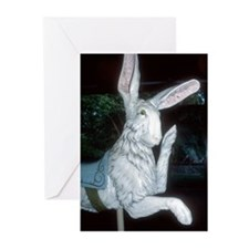 Friendly Rabbit Greeting Cards (Pk of 20)