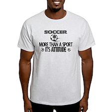 Soccer, More Than A Sport T-Shirt