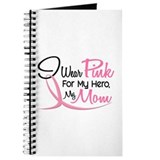 Pink For My Hero 3 MOM Journal